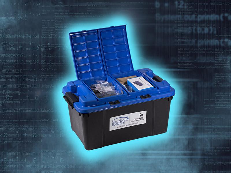 Распаковка и обзор компонентов набора Studica